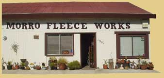 Morro Fleece Works Storefront